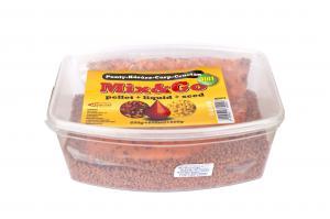 Pelete MIX&GO Pellet Box 3 in 1 Crap caras (600g pelete + 600ml aroma + 600g seminte)