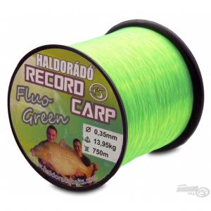 Record Carp Fluo Green 0,30mm/800m - 10,85kg