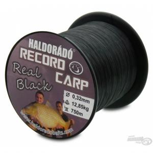 Record Carp Real Black 0,24mm/900m - 7,65kg