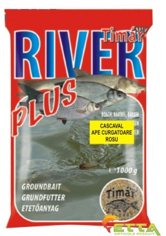 Ape Curgatoare (River Plus) Rosu 3Kg