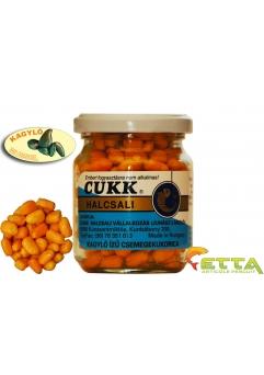 Porumb borcan fara zeama scoica(portocaliu)