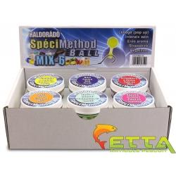 SpeciMethod Ball - MIX-6 / 6 arome intr-o cutie