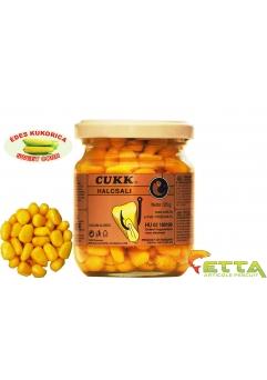 Porumb borcan fara zeama sweetcorn(galben)