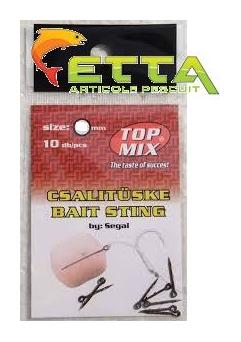 877 Tepuse momeala -Bait Sting- 7mm 10buc/plic