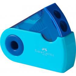 Ascutitoare Plastic Dubla Sleeve Trend Faber-Castell