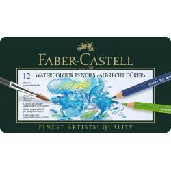 CREIOANE COLORATE ACUARELA A.DURER 12 CULORI Faber-Castell