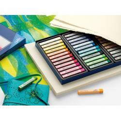 Creioane Ulei Pastel 36 Culori Faber-Castell
