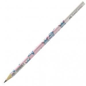 Creion Grafit B Monstri Faber-Castell