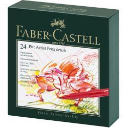 Pitt Artist Pen Cutie Studio 24 buc Faber-Castell
