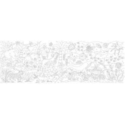 Rola Adeziva 3.2m Motive Pentru Desen Faber-Castell