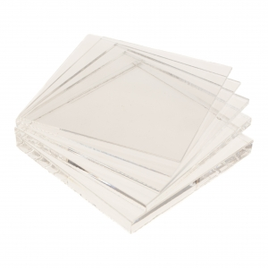 Plexiglas transparent 6 mm