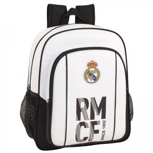 Ghiozdan-Rucsac Real Madrid 38cm adaptabil - Colectie Toamna