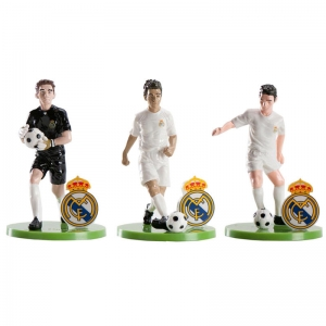 Figurina jucator Real Madrid, 7,5cm