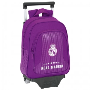 Ghiozdan-Troller Real Madrid Purple, 33cm