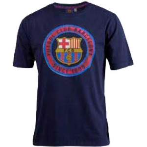 Tricou inscriptionat FC Barcelona, copii, 12 ani
