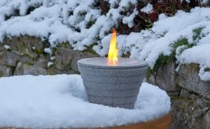 Capac de protecție sfeșnic ceramic GRANICIUM®2