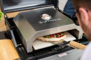 Cuptor pentru pizza Barbecue Firebox1