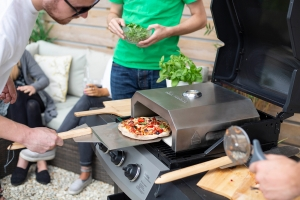 Cuptor pentru pizza Barbecue Firebox2
