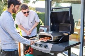 Cuptor pentru pizza Barbecue Firebox3