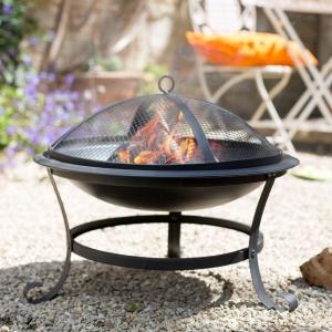 Fire Pit Albion, D51 cm0