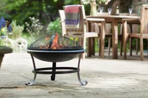 Fire Pit Albion, D51 cm2
