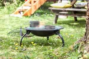 Grătar Camping, D54 cm1
