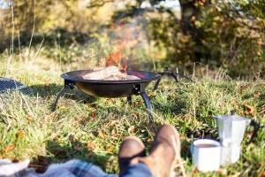 Grătar Camping, D54 cm2
