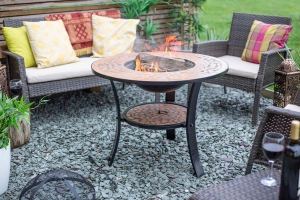 Fire Pit Stratos