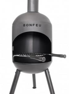 Încălzitor terasă cu grătar BonSolo