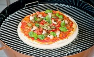Tavă ceramică pentru pizza CeraFlam®2