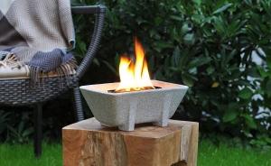 Sfeșnic ceramic exterior GRANICIUM® XL
