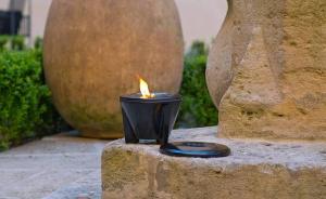 Sfeșnic ceramic exterior CERALAVA®