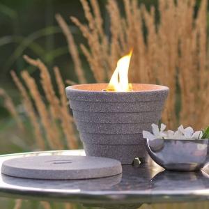 Sfeșnic ceramic exterior GRANICIUM®
