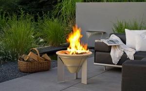 Vatră de foc ceramică Fire Memory