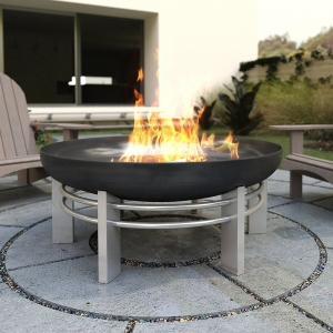 Fire Pit Jura, D79 cm0