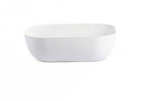 Lavoar baie din ceramica, montare pe blat, Helen Foglia1