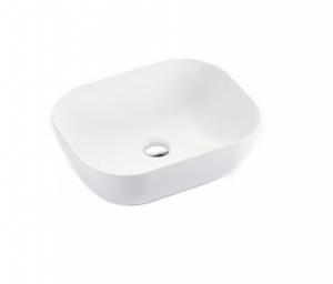 Lavoar baie din ceramica, montare pe blat, Helen Foglia0