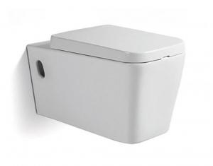 Vas wc suspendat Square cu capac soft close inclus0