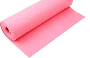 Rola fetru roz 1mm grosime