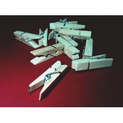 Cleme lemn 4.8x0.7 cm (10 buc/set)