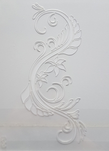 Sablon plastic - Decor 8