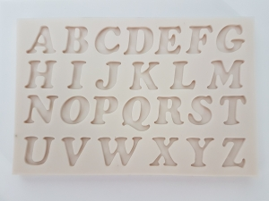 Mulaj din silicon alfabet