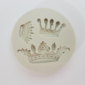 Mulaj din silicon , coroane
