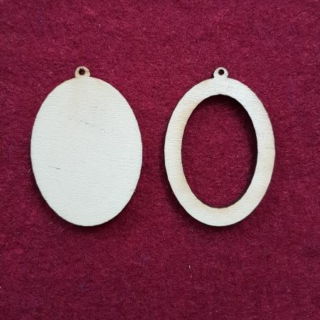 Baze bijuterii din lemn 21