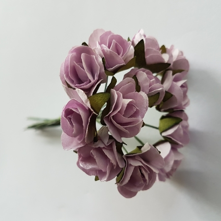 Flori din hartie - Mov