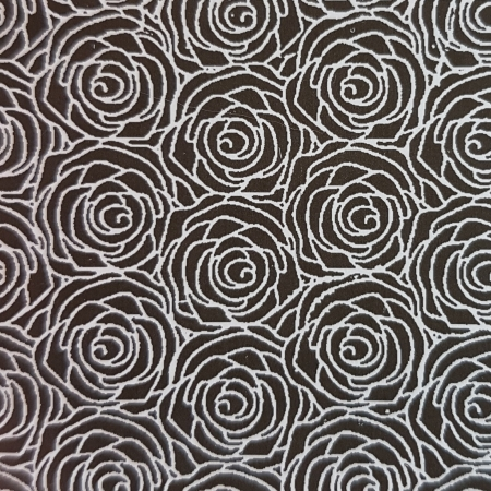 Foaie texturata - Trandafiri