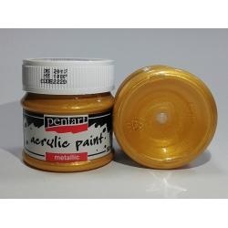 Vopsea acrilica aur 50 ml