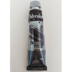 Vopsea acrilica vandyke brown (20 ml)