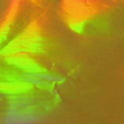 Folie decor holograma auriu