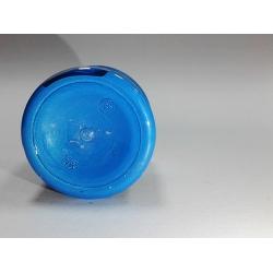 Vopsea textile metalizata albastru deschis 50 ml